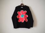 "[ONLINE STORE LIMITED] ""FLOWER with LOVE"" HAND KNIT"