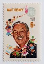 ウォルト・ディズニー / アメリカ 1968