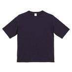 デザインチョイス 【濃い色ボディ白インクプリント用】5.6オンス ビッグシルエット Tシャツ カラー