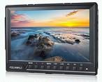Feelworld社 FW760 フルHD(1920x1200解像度)、4K映像入力対応 7インチオンカメラモニター