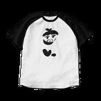 BAND/Vo.*ラグランTシャツ
