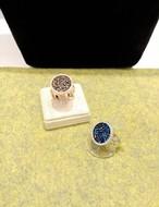 予約注文商品 スワロフスキーラウンドリング リング 指輪 スワロフスキー 韓国ファッション