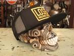 LOSER MACHINE CAP  EMPIRE / BLACK