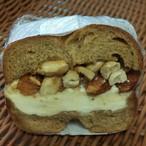 ハニーナッツのクリームチーズサンド