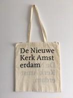 De Nieuwe Kerk Amsterdam アムステルダム教会コットンエコバック