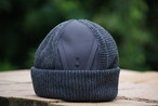 The Outside Beanie(CHARCOAL GRAY)