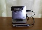 MDポータブルプレコーダー SONY MZ-N10 MDLP 美品・完動品
