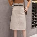 【bottoms】絶妙なバランス街の女の子も可愛かったスカート 24465612