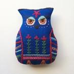 <embroidery kit> HUUHKAJA / ミミズク