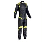 IA01852184 ONE-S1 SUIT ANTHR/FLUO YELLOW