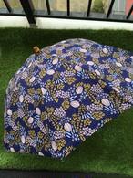 手作り日傘 オーシャン