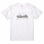 千葉純一 ART 001-T-shirts