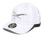 [予約商品]2019 RAKUGAKI Cursive Logo Dad Cap White