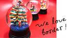 We love border!【Ato1snow(アトワンスノウ)とbodeのコラボレーション】