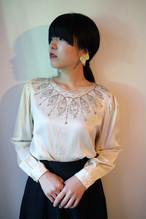 Tear drop blouse