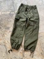 90's dead stock swedish army pants