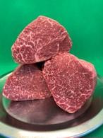 焼肉ヒロミヤの和牛赤身ランボソステーキ冷蔵1kg(約300g×3〜4パック) 送料込み!