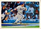 MLBカード 93UPPERDECK Kevin Koslofski #351 ROYALS