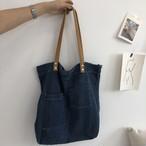 【小物】ストリート系大容量個性デザイン帆布バッグ
