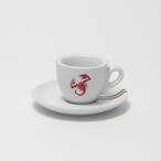 SCORPION ESPRESSO cup/saucer