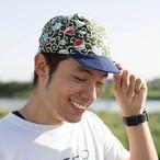 *FRAME* Cycle Cap_FUJIYAMA (GREEN) / サイクルキャップ_富士山(緑)