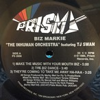 "Biz Markie ""The Inhuman Orchestra""* Featuring T.J. Swan* ‎– Make The Music With Your Mouth, Biz"