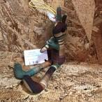 ココペリ人形サラッペ柄Sサイズ