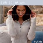 Barefoot Dreams ベアフットドリームス BambooChic Lite バンブーチック ライト パーカー レディース