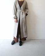 リネンガウンコート / SALT + JAPAN