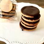 全粒粉&高カカオチョコ クッキー