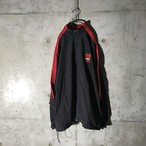 [used] body bump thick red line jacket
