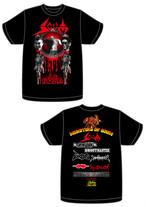 【SALE4月10日まで】CxPxS&SHOOTMASTER「モンスターズ・オブ・スカム」Tシャツ