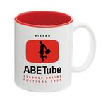 あ、安部礼司 ABE-Tubeオンライン記念 2トーンマグカップ