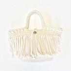Makurame Fringe Hand Bag 05521 |インスタでも話題の海外セレブ系レディースファッション Carpe Diem