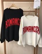 ロマンサーMTM  MTM トレーナー スウェット  韓国ファッション