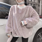 【tops】可愛い印象力着回せる美女服パーカ+バッグ