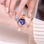 Kimio AF-6211(Blue) レディース腕時計