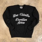 BLUE VALENTINE #Downtoen Colors Crew Neck