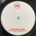 """【ラスト1/7""""】 Potatohead People&Foniks - Bring The World A Little Closer / Kleen"""