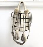 ワユーバッグ(Wayuu bag) Basic line 2Way Lサイズ