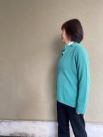 【ソフトバンクホークス日本一おめでとう!送料無料キャンペーン11/26-11/30】オールシーズン対応ニットジャケット   グリーン