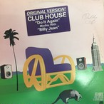 Club House ‎– Do It Again (Medley With Billie Jean)