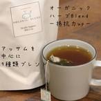 [ゆめだま紅茶] オーガニック ハーブティー 抵抗力アップ ブレンド 10P