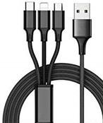 USBケーブルセット:【New!】カード大サイズの超コンパクトスマートフォンバッテリー4000mAh