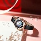 Kimio AF-Z1004 Classic(Black) レディース腕時計