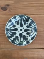 5寸皿呉須 ノモ陶器製作所
