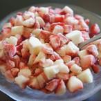 冷凍いちご クラッシュタイプ「ぷち苺」 1kg