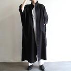 CONN【 womens 】stand collar caftan coat