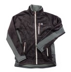 UN3400 High Loft fleece jacket / Charcoal