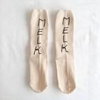 靴下 / MELK